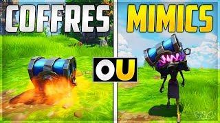 Fortnite : Trouver Facilement des Mimics sur Fortnite Sauver le Monde - Tutoriel / Les Mimics !