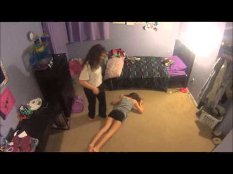 Bloopers from are newest Gymnastics video - by VIG