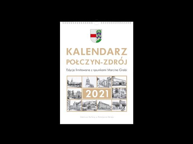 Kalendarz Połczyn-Zdrój 2021