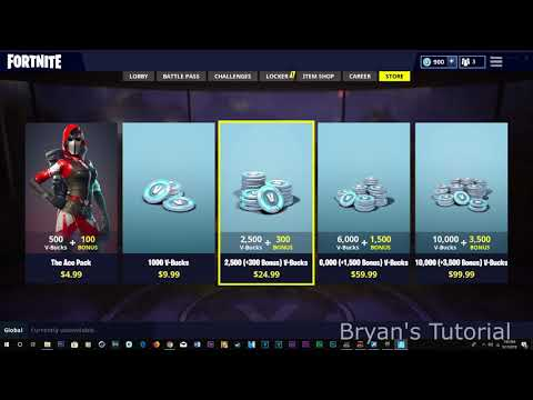 How to buy v-bucks without credit card on fortnite