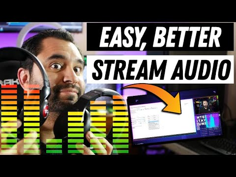 Easy Streaming Audio Routing BUILT INTO WINDOWS