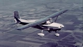Gambar cover Wings for Doubting Thomas - 1950's Light Aircraft - CharlieDeanArchives / Archival Footage