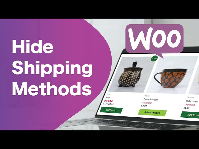 Hide Other Shipping Methods When Free Shipping Is Available | WooCommerce Tutorial