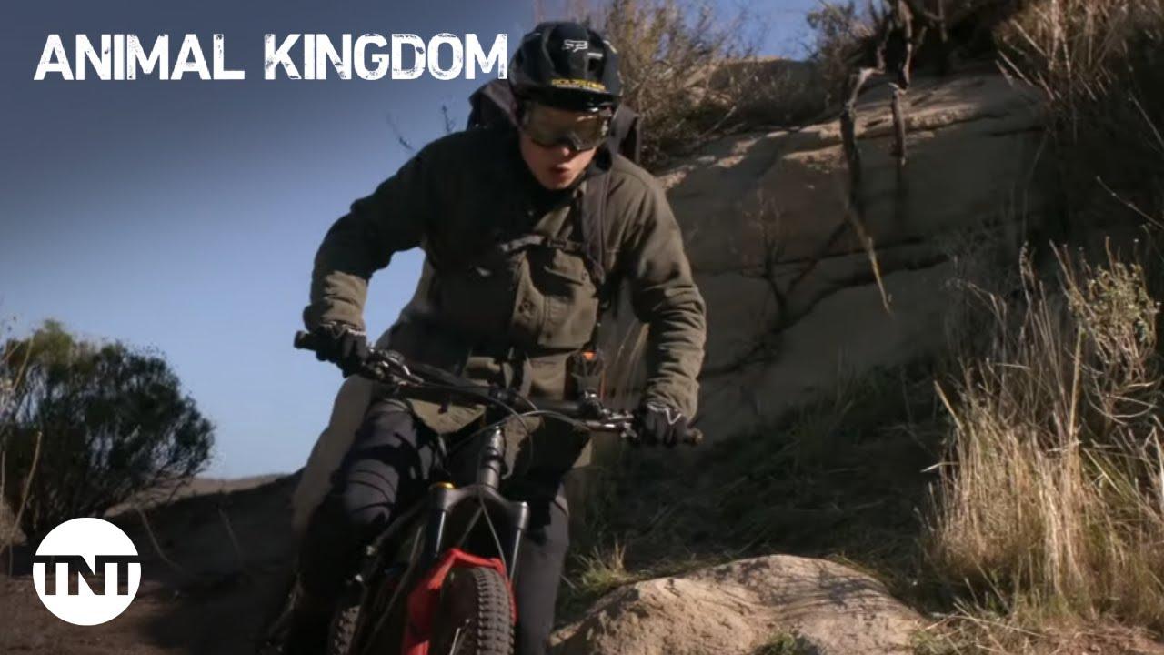 Animal Kingdom: Mountain Bike Getaway - Season 5, Episode 3 [CLIP] | TNT