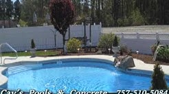 Cays Pools & Concrete - Swimming Pool Contractors Virginia Beach, VA 23455