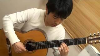 My Favorite Things / マイフェイバリットシングス(Classical guitar solo)