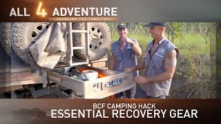 Essential Recovery Gear: BCF Camping Hacks ► All 4 Adventure TV