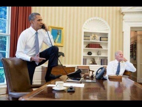WND: Obama Sending Secret Foot Messages To Muslims
