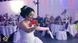 حفلة زفاف الكوافير شيرو & شاره.....DJ رستم دلبرين