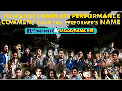 Open Mic with Steerers - 8 - In Open - Indore Event - Glimpses