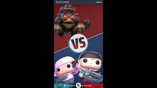 Gears Pop: Brumak Incoming! Difficulty 5 Horde