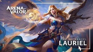 Lauriel: Hero Spotlight | Gameplay - Arena of Valor
