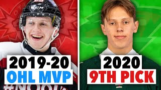 The Last 10 OHL MVP's Where Are They Now?