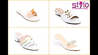 Stylo Shoes White Color Casual…