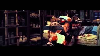 The Hateful Eight, Lincoln letter scene
