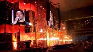 Bülent Ceylan singt Grade aus Live beim Stadion Special in Frankfurt am 02.06.2012