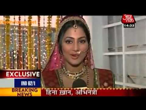 Hina Khan's Images Bazaar Photoshoot Segment 2-SBB