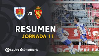 Resumen de CD Numancia vs Real Zaragoza (0-1)
