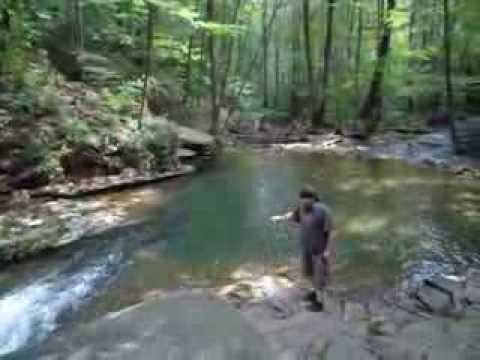 Blue Hole-Somerset County Pa