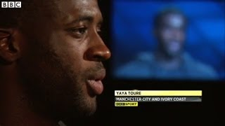 Yaya Toure's 'Explosive' Football Focus Interview