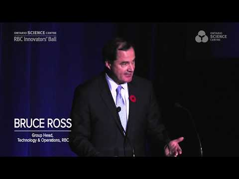 Bruce Ross, Group Head, Technology and Operations, RBC