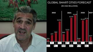 My Smart Cities Forecast is Bigger Than Yours