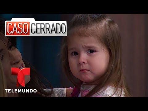 Caso Cerrado | Giving Convicted Criminal Child Custody?🙄🕵👶 | Telemundo English