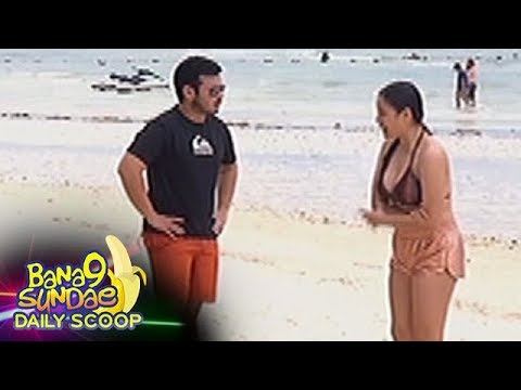 Banana Sundae Daily Scoop: Towel