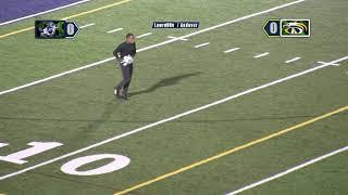 LHS Boys Soccer vs Andover
