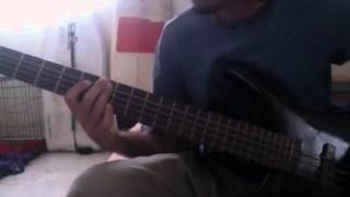 Deftones Swerve City (Bass Cover)