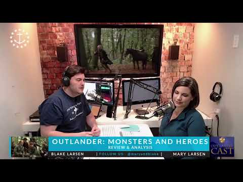 Outlander Cast: Monsters And Heroes -- LIVE IN STUDIO