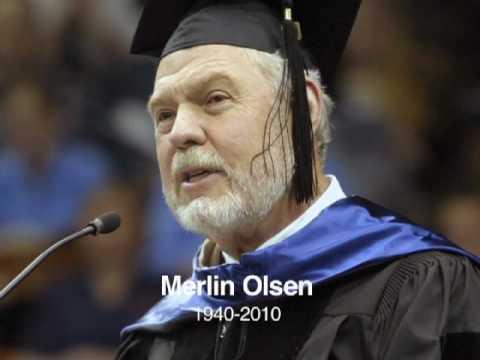 Merlin Olsen Memoriam