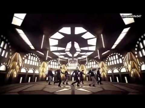 Super Junior M -Perfection Korean (Hangul, Romanization, Eng Sub)