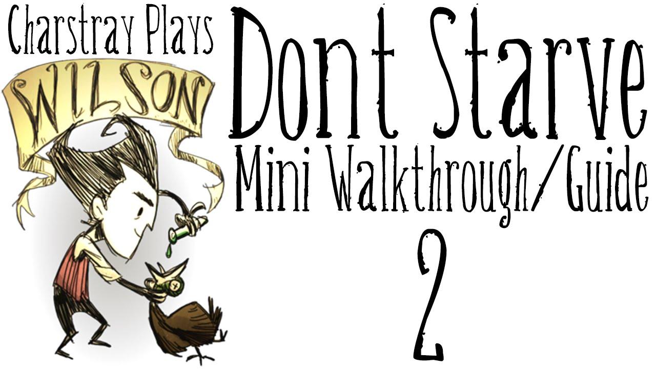 don t starve winter guide