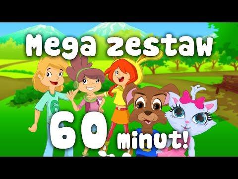 Piosenki dla dzieci: Lili i Plaf i Wygibasy z naszej klasy – MEGA Zestaw 1 GODZINA