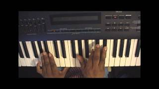 Holding Back The Years (Simply Red) Keyboard/Piano Tutorial