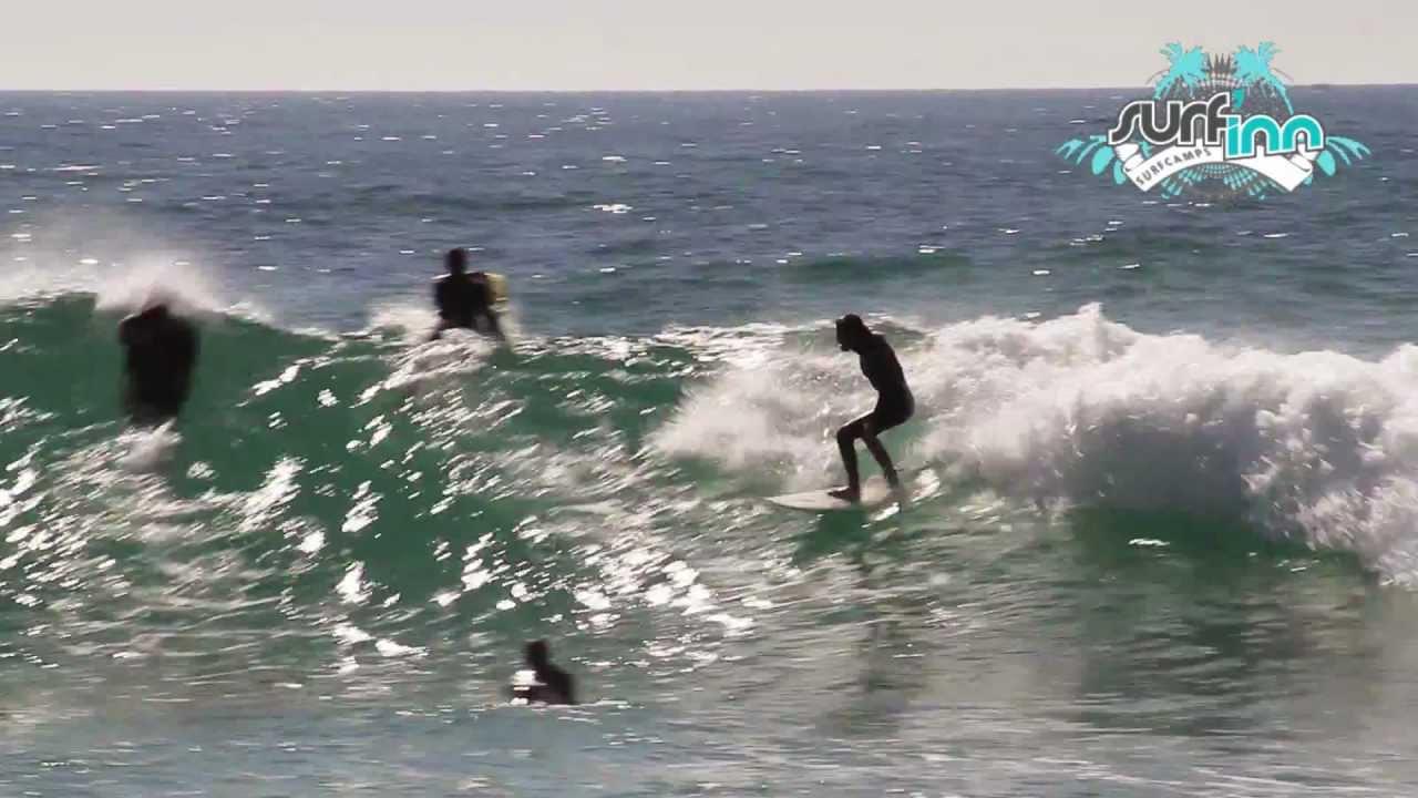 surfinn somo - surf camp in spain - youtube