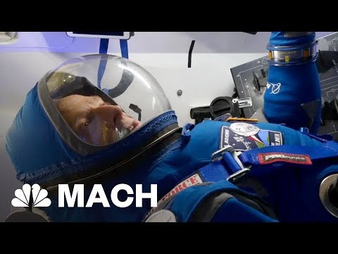 NASA Unveils New Spacesuit For Starliner Astronauts | NBC News