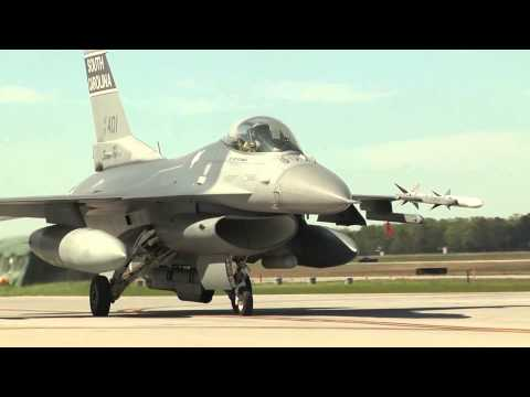 169th Fighter Wing Readiness Exercise