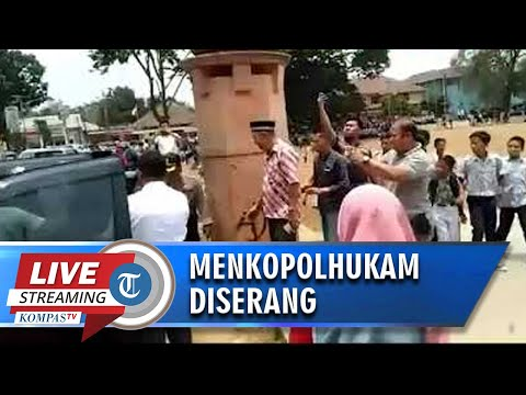 Live Streaming Kompas Tv Menkopolhukam Diserang Youtube