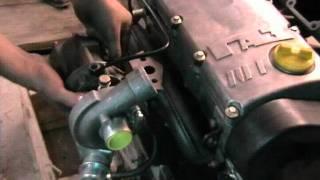 Окончательная сборка двигателя ГАЗ 560 Steyr