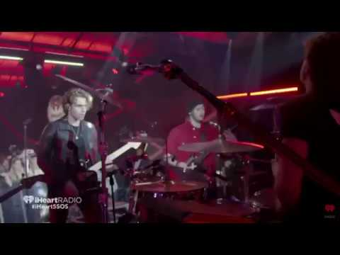 Girls Talk Boys - 5 Seconds of Summer - iHeartRadio LIVE