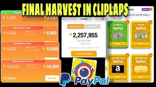 HOW TO WITHDRAW IN CLIPLAPS VIA PAYPAL & PREPAID REFILL