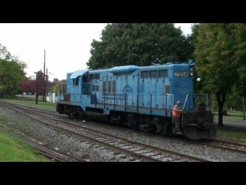 East Penn Railroad: Chasin' the Perk Branch