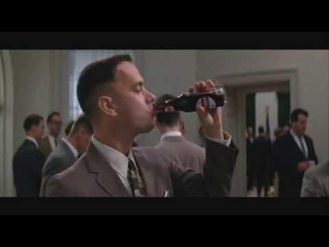 """Forrest Gump JFK """"I Gotta Pee"""" Scene"""