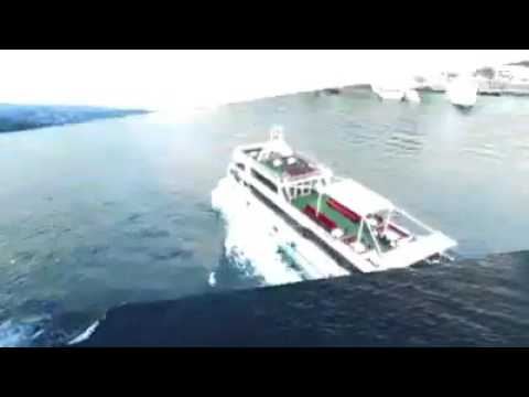 ORIENT BOSPHORUS BOAT Tanıtım videosu