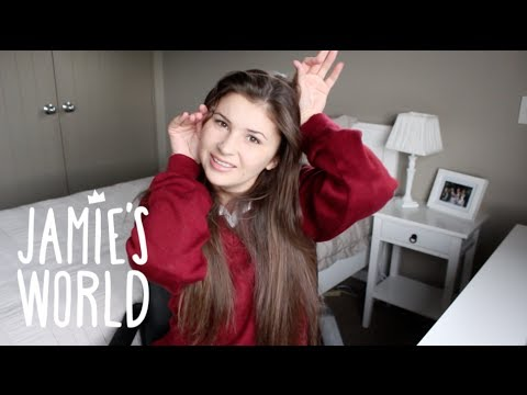 I'm Actually Not A Model | Jamie's World
