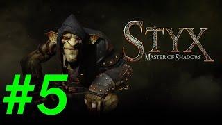 Прохождение Styx:Master of Shadows - Часть 5 [Библиотека] By Vlad