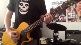 Jesus Of Suburbia - Green Day (Guitar Cover)