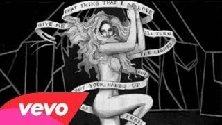 Lady Gaga - Applause (Lyric Video)